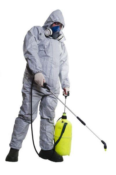 désinfection bureaux